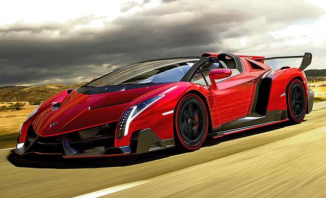 Veneno Roadster de Lamborghini  par Jose Javier Martin Espartosa
