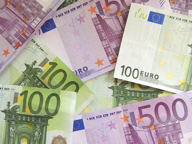 money argent billets euros