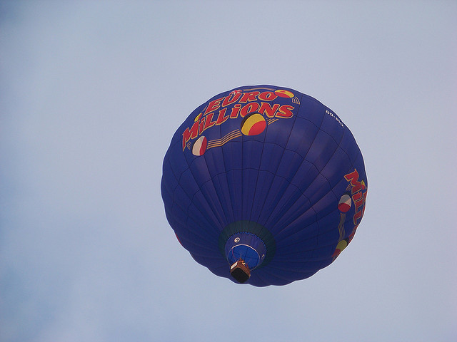 euromillion ballon par eric forget