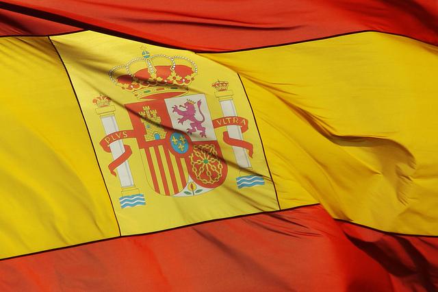 Bandera de España par  Contando Estrelas
