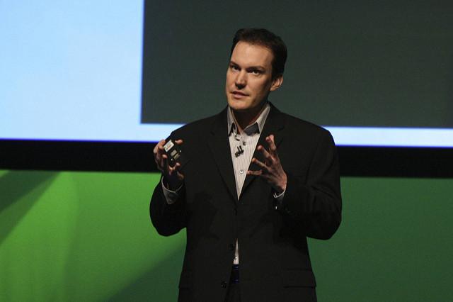 Le chercheur américain en psychologie positive Shawn Achor.