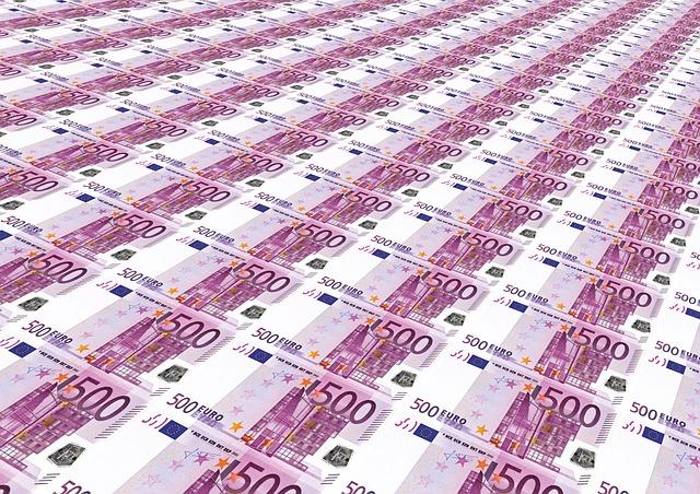 Gros gain EuroMillions en coupure de 500 euros.