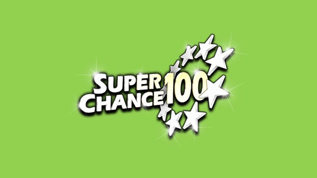 Le jeu Superchance100.