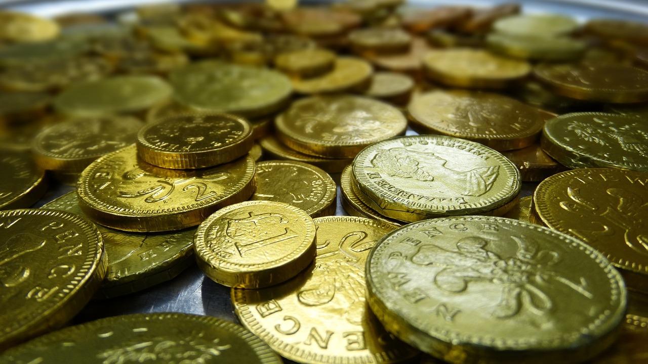 Ce sont des pièces de monnaie.